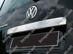 Накладка на задний номер Volkswagen T6 ( Ляда)