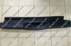 Накладка заднего бампера Mitsubishi Pajero Wagon IV 6410A186