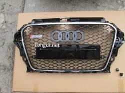 Решетка радиатора Audi A3 стиль RS3 2012-2015