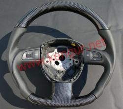 Карбоновый Руль на Audi Q7 4L