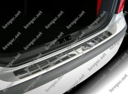 Защитная накладка заднего бампера Renault Duster