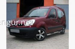 Пороги боковые (трубы B2) Renault Kangoo 1998-2008