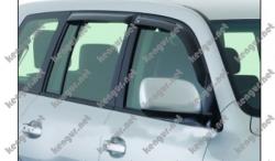 Дефлекторы дверей, ветровики Toyota Land Cruiser 200 #130707