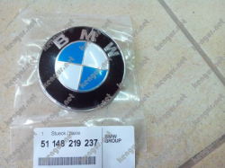 Задняя эмблема BMW 3 F30, E90- 51148219237
