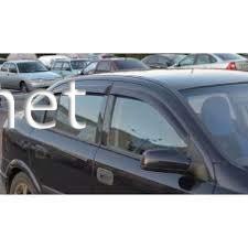 Дефлекторы окон - ветровики (Voron Glass) Opel Astra G 1998-2003-2008
