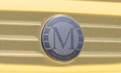 Карбоновая эмблема в решетку стиль Mansory Mercedes-Benz G-Class W463