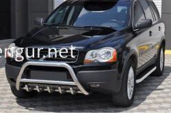 Защита переднего бампера - кенгурятник (Tamsan) Volvo XC90 2005-...
