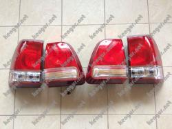 Задние фонари, стопы Toyota Land Cruiser 100 8155060680 + 8156060600