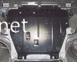 Защита двигателя Renault Megane 2008-...