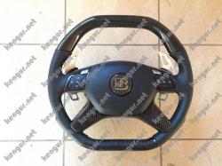 Руль Mercedes ML-CLass W166 BRABUS с карбоновыми вставками