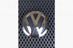 Эмблема на заднюю дверь (пластик) VW Crafter 2006-2016