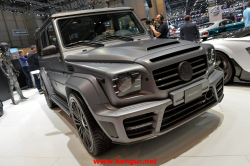 Комплект обвеса MANSORY GORONOS Mercedes-Benz G-class W463