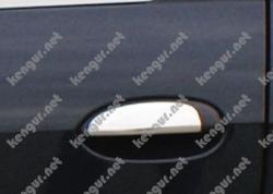 Хром накладки на дверные ручки (нерж.) 2 дверн #336649