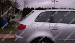 Спойлер на Audi A3 2003-...