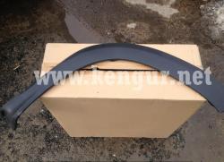 Renault Duster Накладки (молдинги) колесных арок передние 960169632R