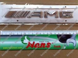 Надпись AMG (стиль 2015 года)