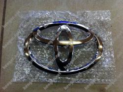 Эмблема передняя  Toyota  Land Cruiser Prado 120