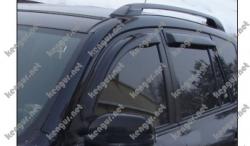 Дефлекторы дверей, ветровики Toyota Rav 4 #321736