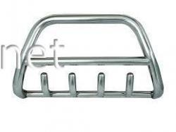 Защита переднего бампера - кенгурятник Fiat Scudo 1995-2006