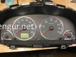 Кольца в щиток приборов Citroen Berlingo 1996-2008