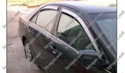 Дефлекторы дверей, ветровики Toyota Camry