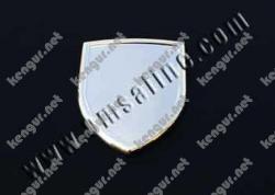 Накладка - логотип (нерж.)