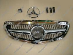 Решетка радиатора Mercedes E-class W212 (2014) #100179
