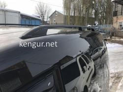 Рейлинги (Skyport) VW Caddy 2010-2015 короткая база