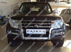 Бампер передний Mitsubishi Pajero Wagon IV (2015-...) 6400G152ZZ