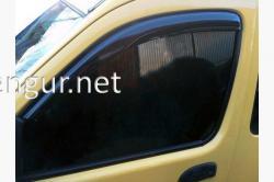 Дефлекторы окон (ветровики) Renault Kangoo 1997-…