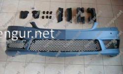 Передний бампер  AMG  на Mercedes S-class W221 22188014409999