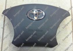 Заглушка в руль Toyota Land Cruiser 120