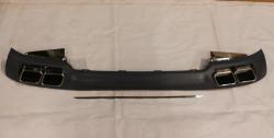 Диффузор заднего бампера BMW F01/F02 760