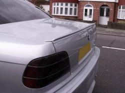 BMW E38 Спойлер на кришку багажника (Lip-спойлер)