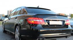 Бампер задний  AMG  Mercedes E-class W212