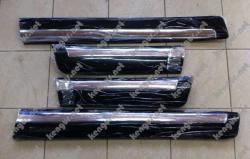 Молдинги дверей Lexus LX 2012-2015