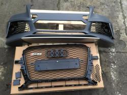 Бампер передний RSQ5 на Audi Q5 (2012-2015)