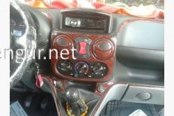 Декоративные накладки на панель Fiat Doblo 2000-2010