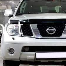 Дефлектор капота - мухобойка (EGR) Nissan Pathfinder 2005-…