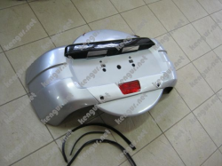 Крышка запасного колеса Mitsubishi Pajero IV. 6430A117, 6430A118