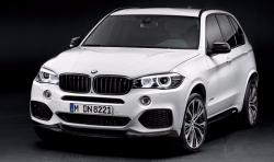 Карбоновый обвес BMW X5 F15 M Perfomance 51952356907