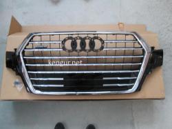 Решетка радиатора Audi Q7 стиль SQ7 Хром 2016+