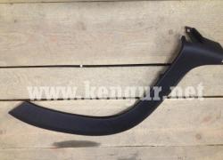 Накладки (молдинги) колесных арок задние Renault Duster 788A24426R