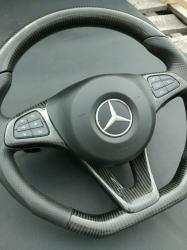 Руль карбоновый AMG Mercedes Benz S Class W222