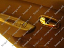 Хром Накладки на внутренние ручки дверей Renault Duster