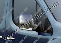 Накладки на зеркала (Abs хром.) 2 шт.
