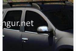 Накладки на зеркала Renault Duster 2009-…