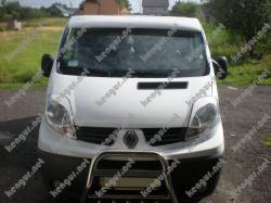 Козырек на лобове стекло Renault Trafic