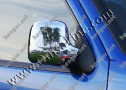 Хром накладки на зеркала (Abs хром.) 2 шт. #416568