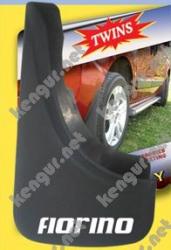 Брызговики Fiat Fiorino задние #324277